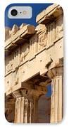 Parthenon IPhone Case by Brian Jannsen