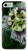 Passion Fruit Flower IPhone Case