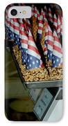 Patriotic Treats Virginia City Nevada IPhone Case