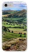 Peak District IPhone Case by Isabella F Abbie Shores FRSA
