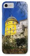 Pena Palace IPhone Case by Carlos Caetano