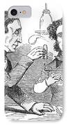 Performing The Marsh Test, 1856 IPhone Case by Science Source