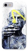 Picasso IPhone Case by Chris Mackie