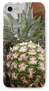 Pineapples IPhone Case by Methune Hively