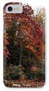 Place Of Beauty IPhone Case by John Rizzuto