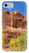 Poison Spider Mesa In The Fall IPhone Case by Gary Whitton