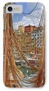 Port Of Camogli IPhone Case