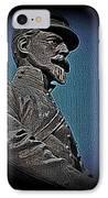 Portrait 29 American Civil War IPhone Case