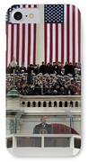 President George W. Bush Makes IPhone Case by Stocktrek Images
