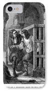 Prison: Cage, 17th Century IPhone Case