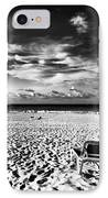 Punta Cana Lounge IPhone Case by John Rizzuto