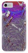 Purple Haze IPhone Case by Tim Allen