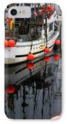 Reflections At French Creek IPhone Case by Bob Christopher