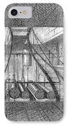 Refrigerated Ship, 1876 IPhone Case by Granger