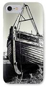 Retired Fishing Boat IPhone Case