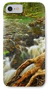 River Rapids IPhone Case by Elena Elisseeva