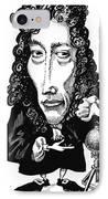 Robert Boyle, Caricature IPhone Case