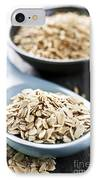Rolled Oats And Oat Groats IPhone Case by Elena Elisseeva
