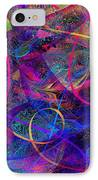 Roller Coaster IPhone Case by Rachel Christine Nowicki