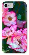 Rose 130 IPhone Case by Pamela Cooper