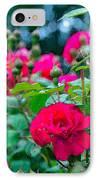 Rose 132 IPhone Case