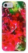 Rose 143 IPhone Case by Pamela Cooper