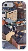 Salzburg's Roofs Austria Europe IPhone Case