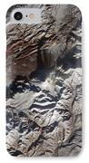 Satellite Image Of Russias Kizimen IPhone Case by Stocktrek Images
