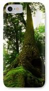 Screaming Tree IPhone Case by Kamil Swiatek