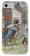 Sharecroppers, 1876 IPhone Case by Granger