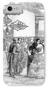 Singapore: Ball, 1854 IPhone Case by Granger