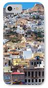 Siros IPhone Case by Emmanuel Panagiotakis