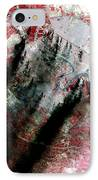 Smoke Plumes Over Baghdad, Iraq IPhone Case