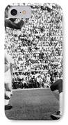 Soccer Match, 1966 IPhone Case by Granger