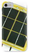 Solar Cell IPhone Case