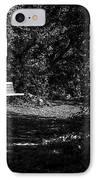 Solitude IPhone Case by CJ Schmit