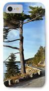 Somes Sound Maine IPhone Case by John Greim