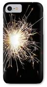 Spangle IPhone Case by Susan Herber