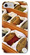 Spices On The Market IPhone Case