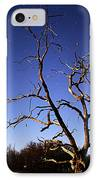 Spooky Tree IPhone Case