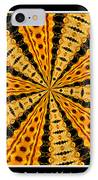 Stained Glass Kaleidoscope 37 IPhone Case