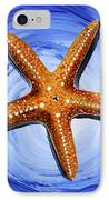 Star Of Mary IPhone Case by J Vincent Scarpace
