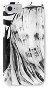 Statue IPhone Case by Simon Marsden