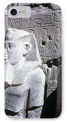 Statues Of Ramses II IPhone Case by Granger