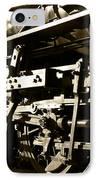 Steam Power II IPhone Case