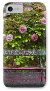 Stop And Smell The Roses IPhone Case