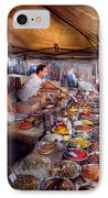 Storefront - The Open Air Tea And Spice Market  IPhone Case