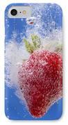 Strawberry Soda Dunk 1 IPhone Case