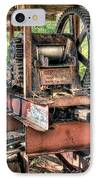 Sugar Cane Mill IPhone Case by Tamyra Ayles