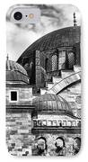 Suleymaniye Domes IPhone Case by John Rizzuto